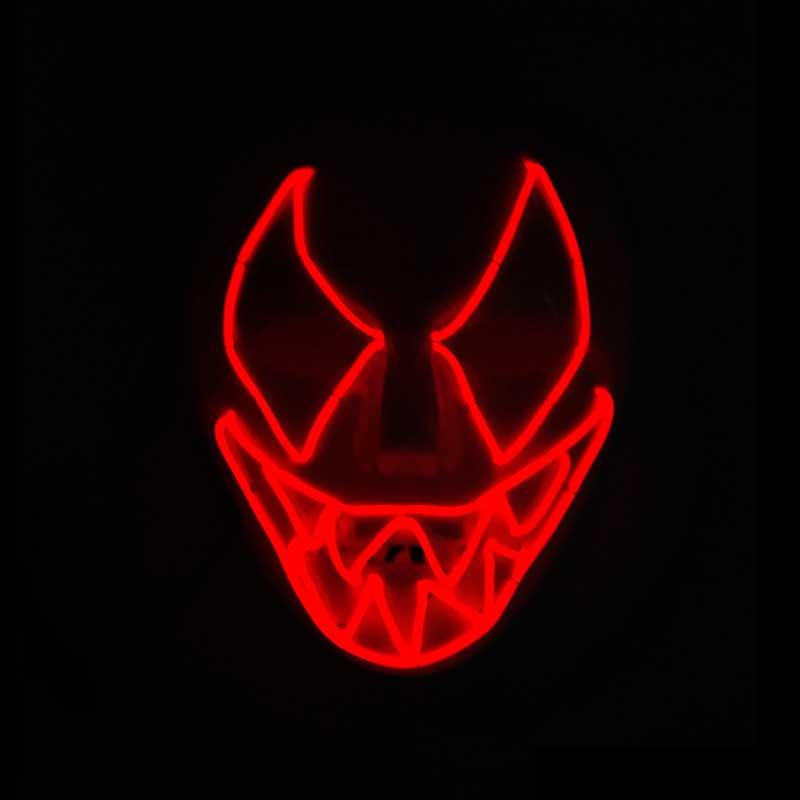 Mascara 2 Roja